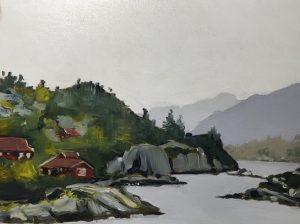 The Lysefjord Project 3 2020